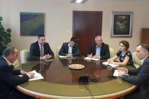 Састанак са министром трговине и туризма Сузаном Гашић